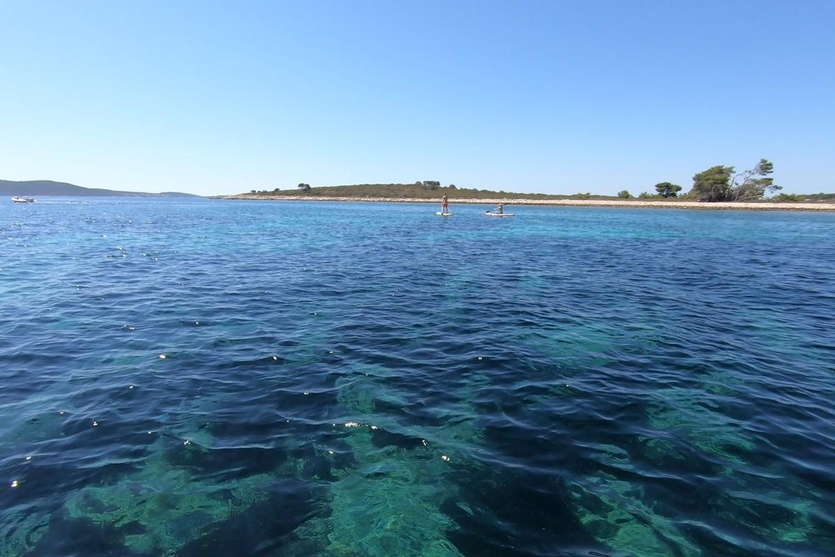 Private tour to Blue Lagoon & Šolta