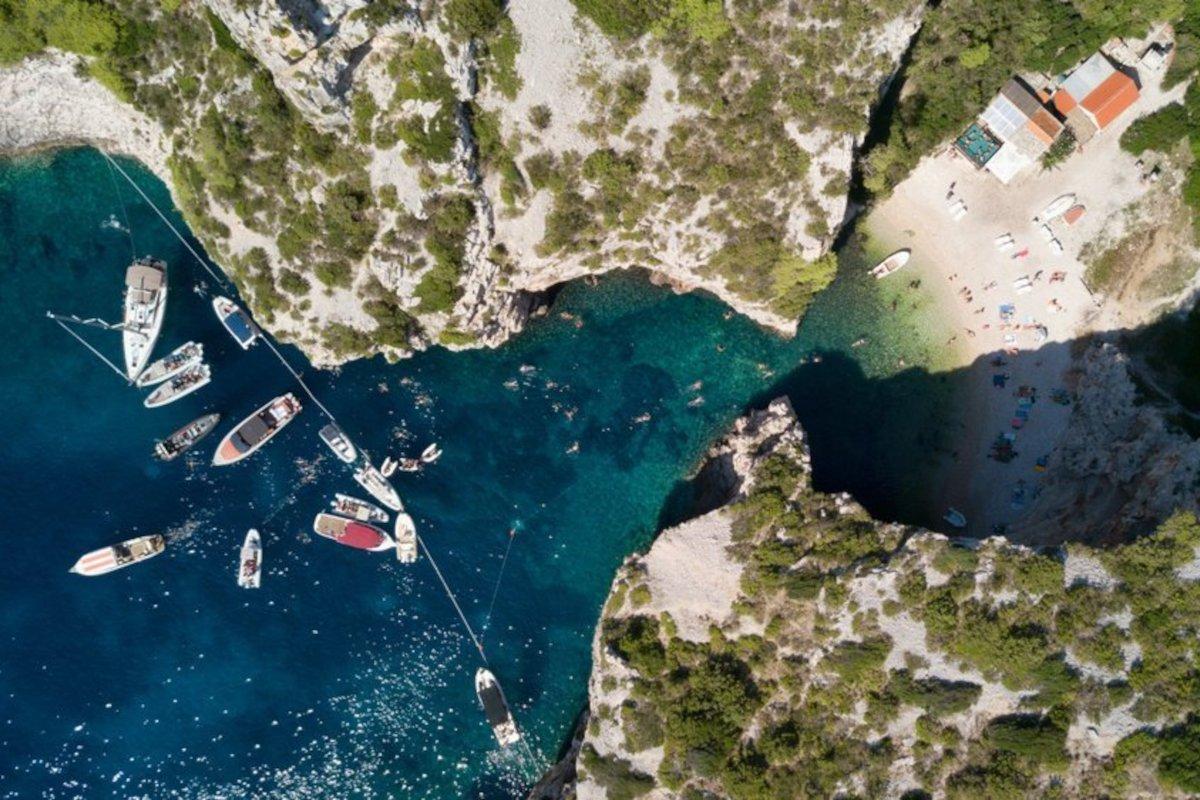 The best daily trips from Split & Trogir