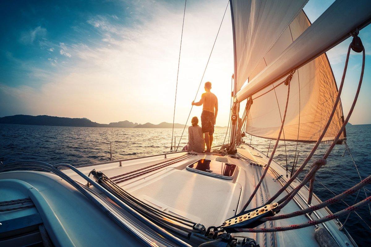 Bareboat sailing in Croatia