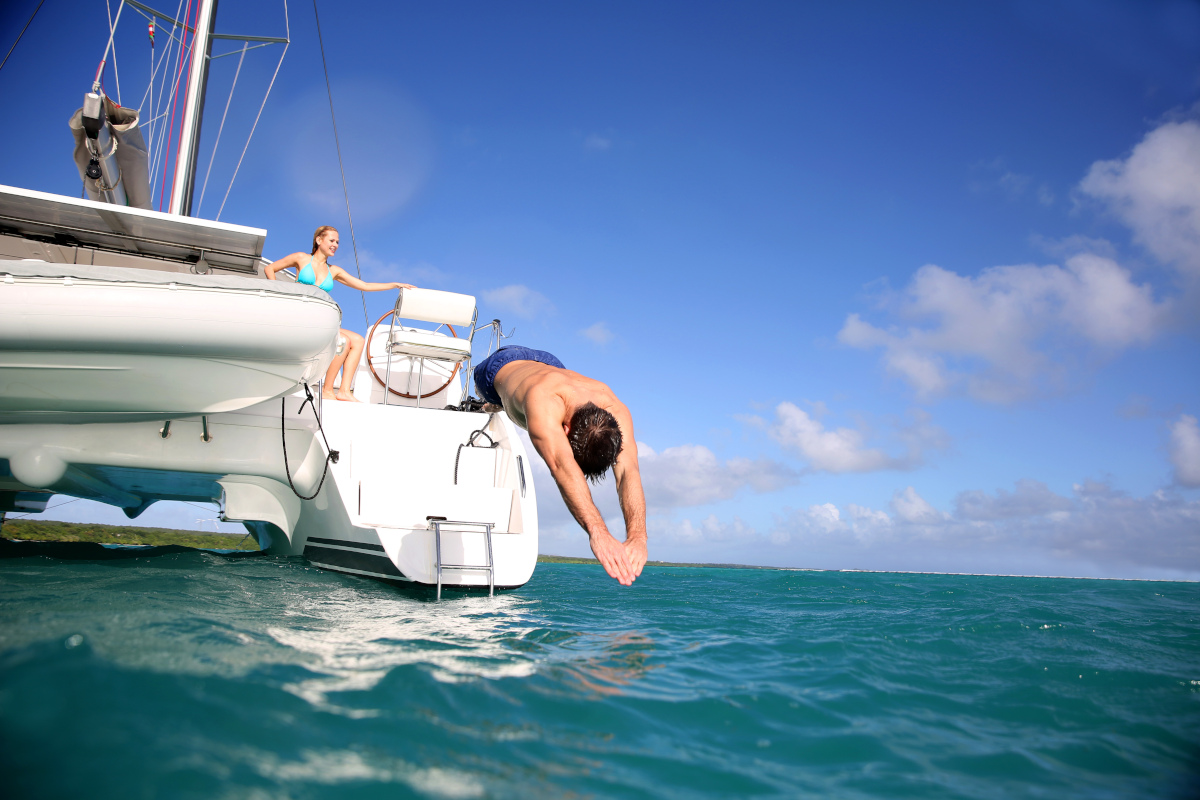 How to book a yacht
