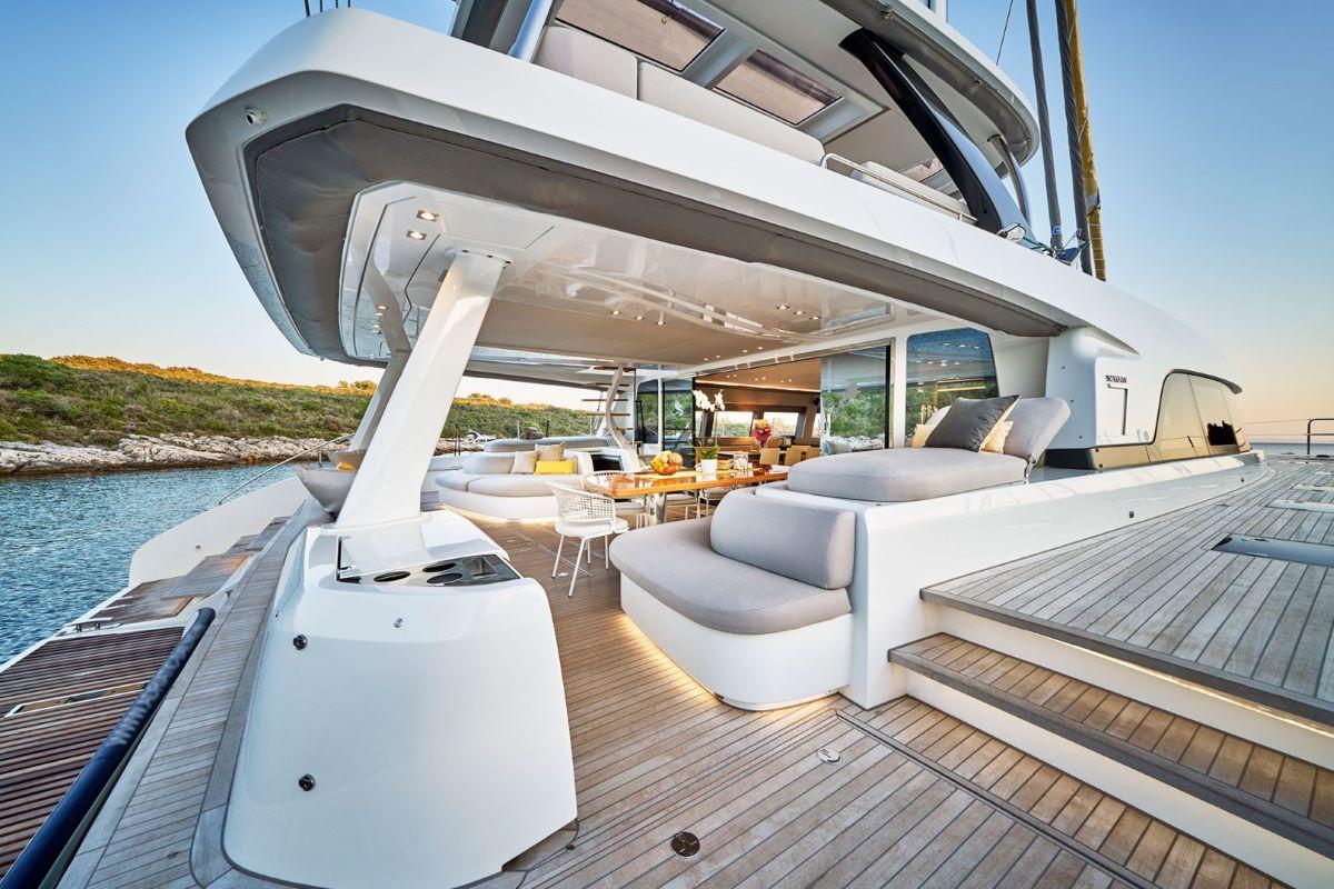 Luxury Crewed Catamarans for Charter in Croatia - TOP 5