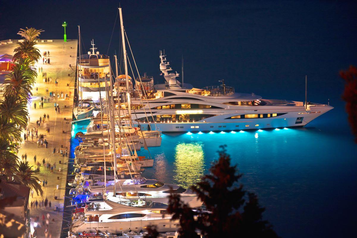 Luxury Yacht Charter Guide - Croatia