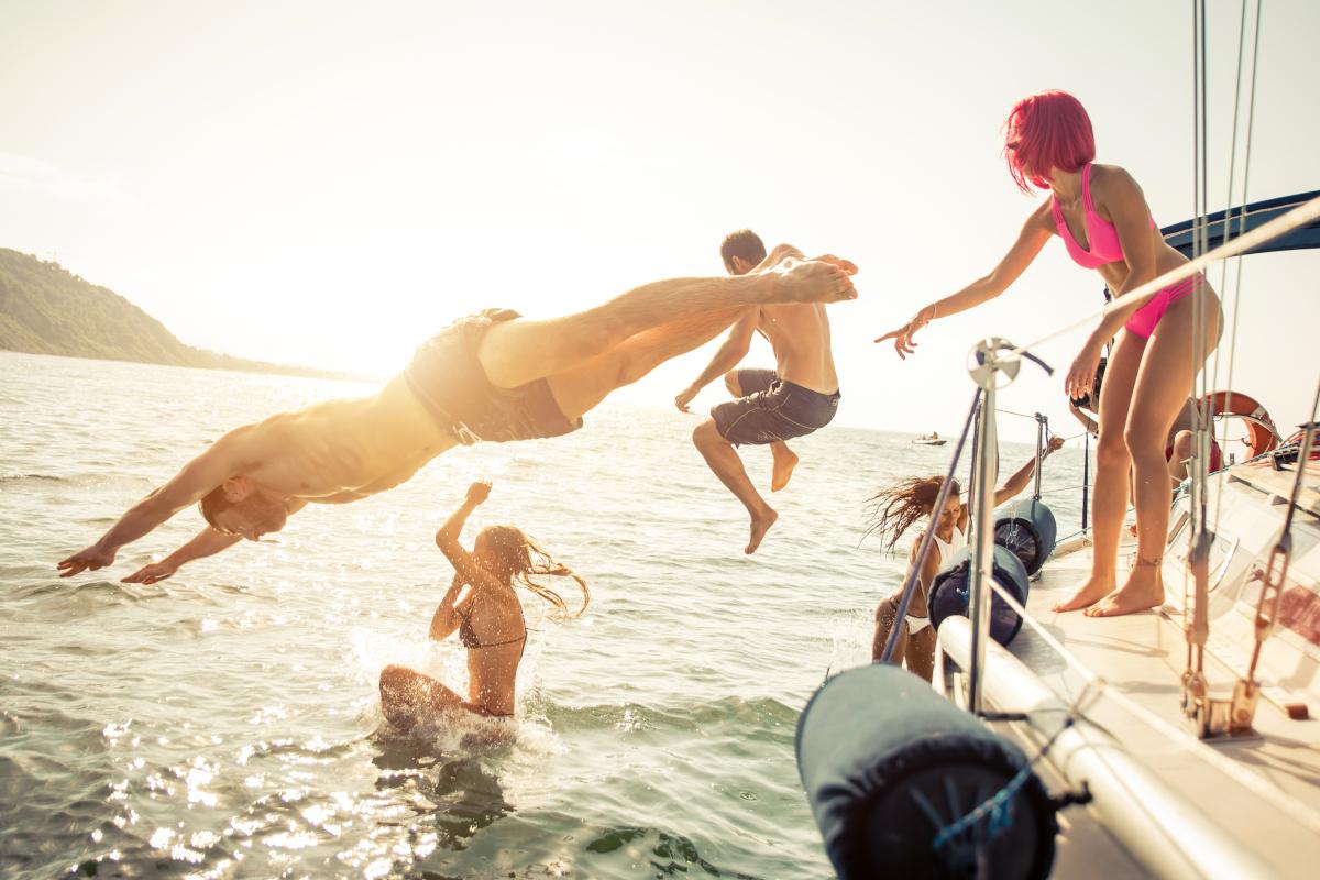 Sailing holidays in Croatia – More than sailing