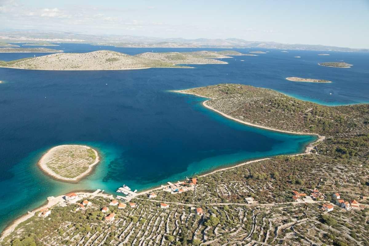 Kaprije island