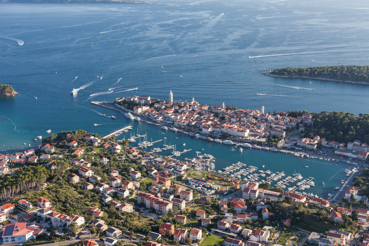 Sailing Itinerary from Pula – 14 days