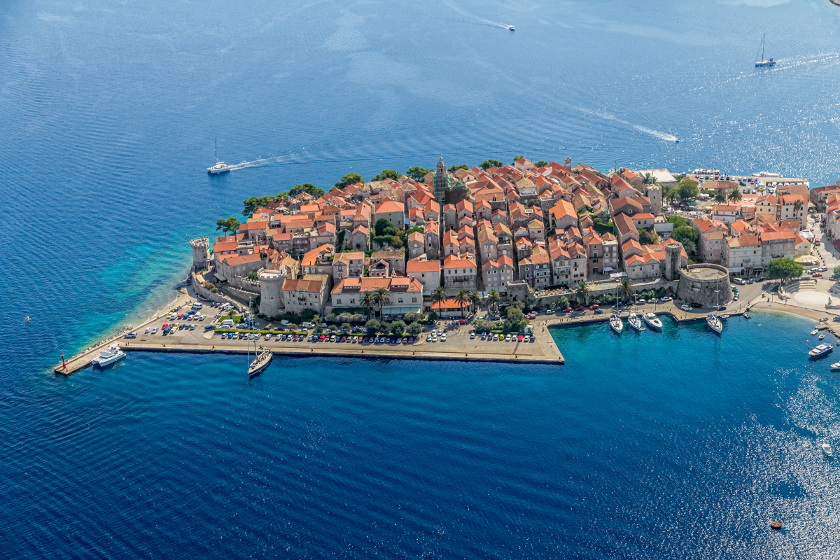 South Adriatic – Popular Sailing Route from Split
