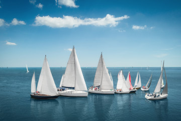 Corporate Sailing & Team building events