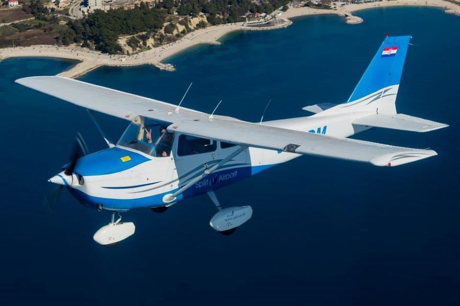 Panoramic Flights in Dalmatia