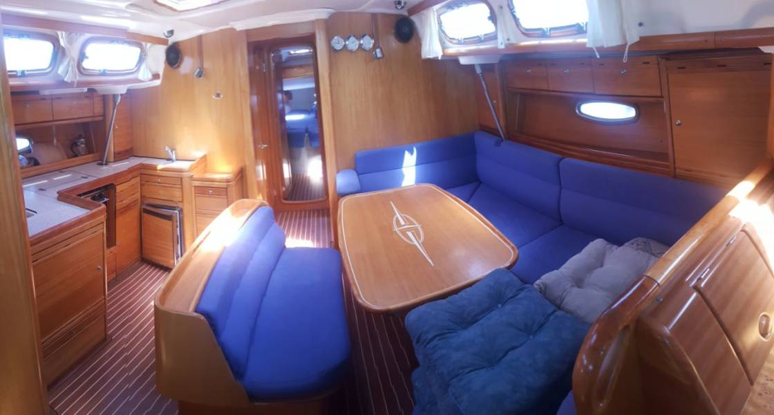 Bavaria 46 Cruiser Time Out