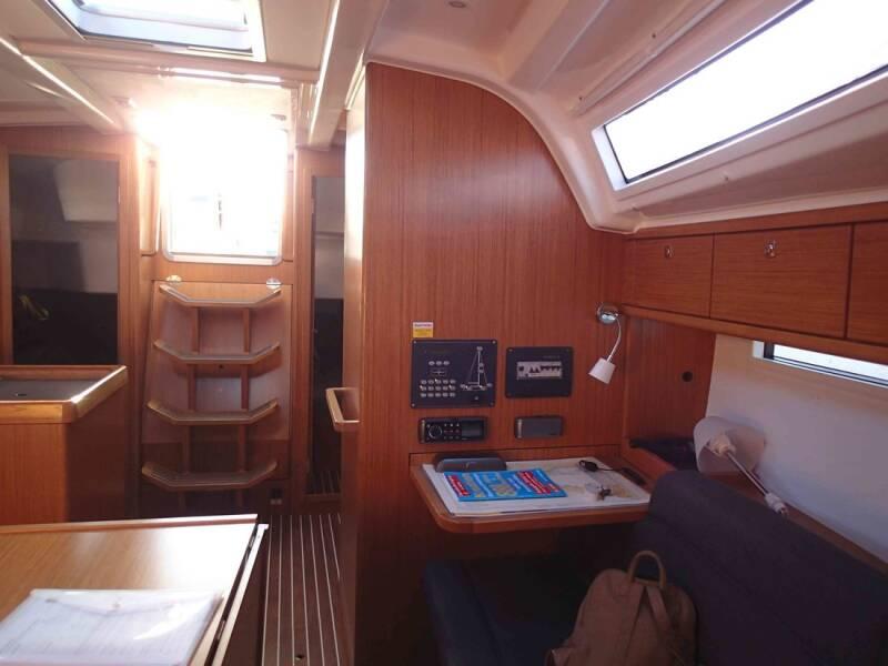 Bavaria Cruiser 37 Into the Blue