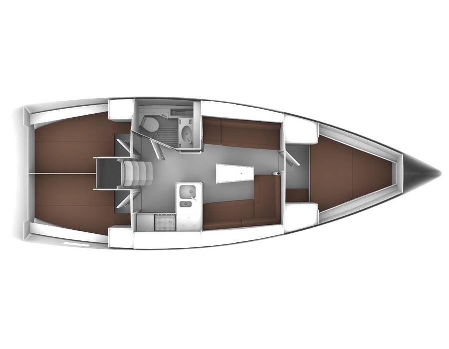 Bavaria Cruiser 37 Mimi