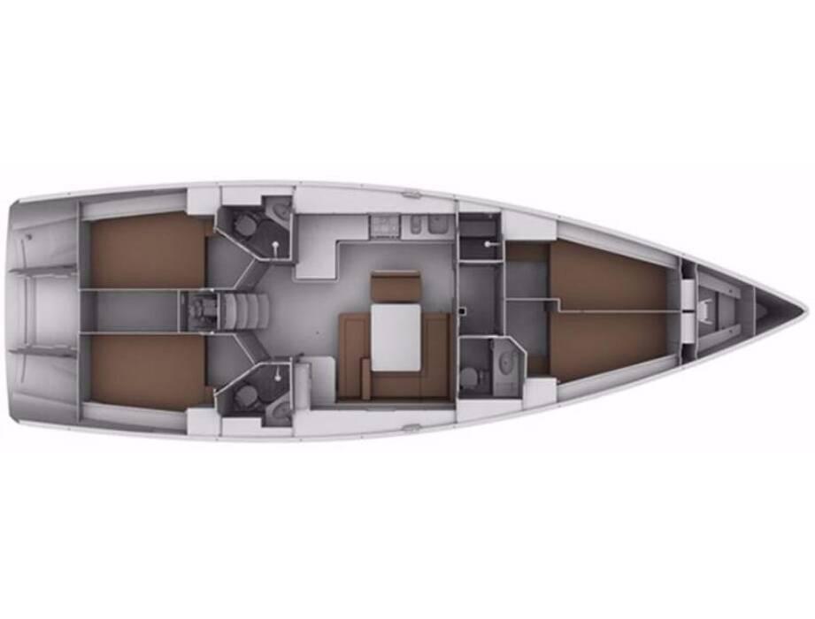 Bavaria Cruiser 45 Kokoma