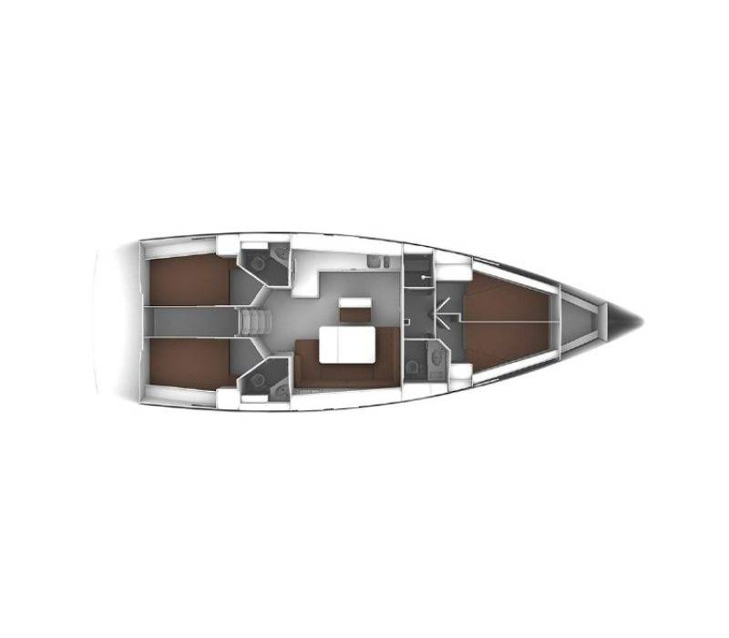 Bavaria Cruiser 46 Kata