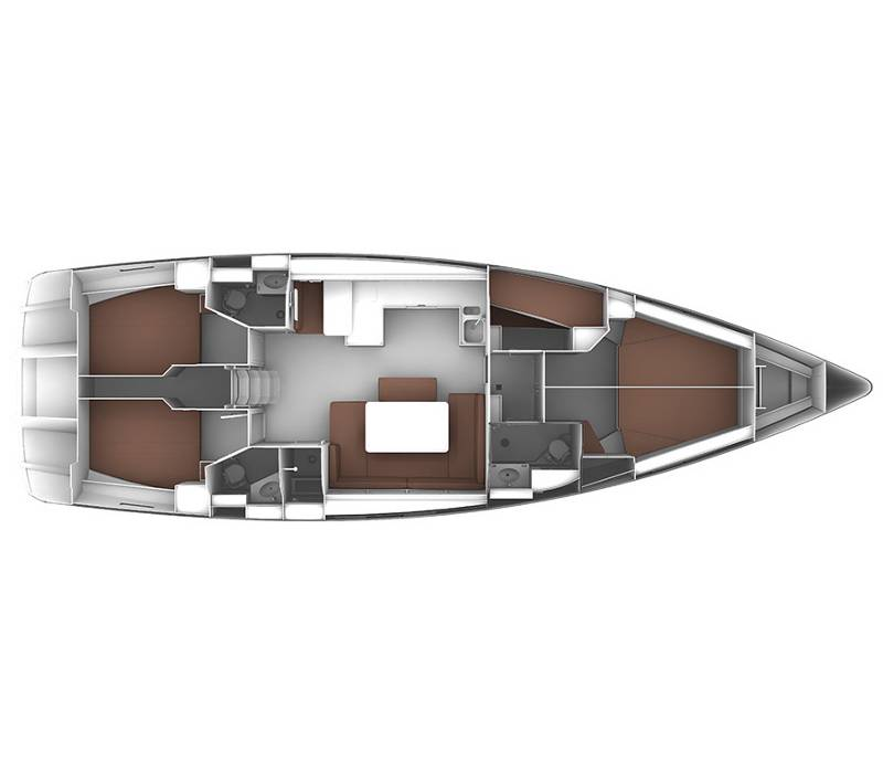 Bavaria Cruiser 51 Petra II