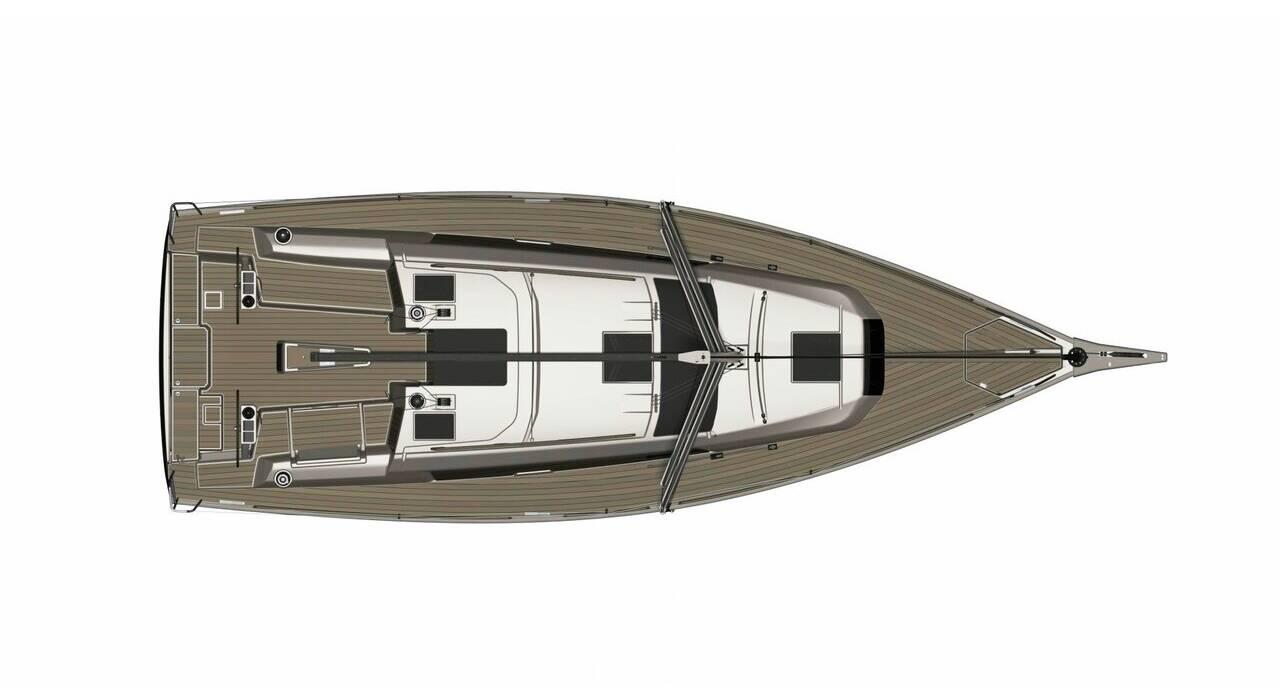 Dufour 360 GL Siesta III