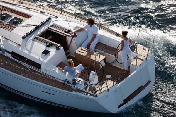 Dufour 405 GL BABAGE