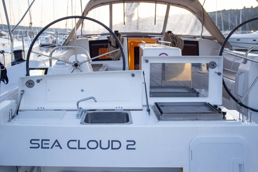 Dufour 412 GL Sea Cloud 2