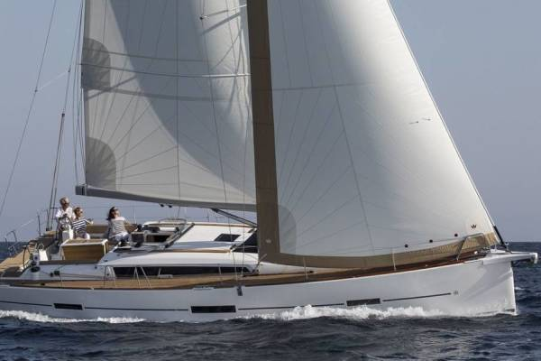 Dufour 460 GL Tequila Night