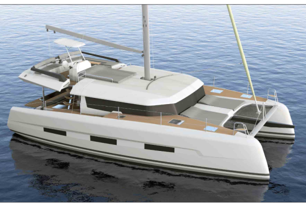 Dufour 48 Catamaran BELIEVE