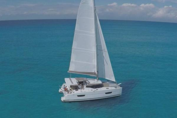 Fountaine Pajot Lucia 40 ENTANGLEMENT_DB