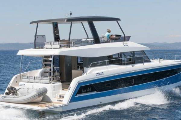 Fountaine Pajot MY 44 Endless Beauty