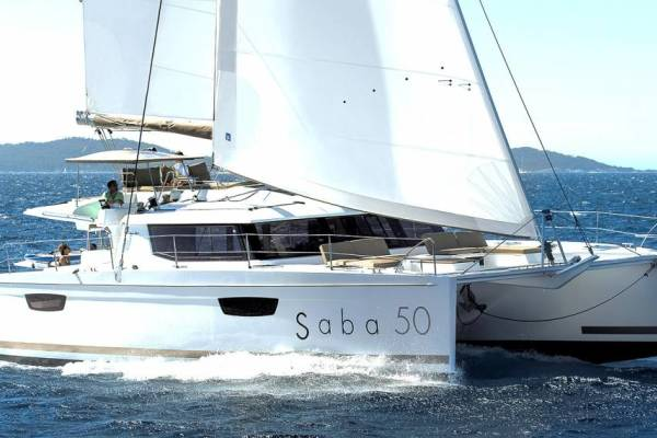 Fountaine Pajot Saba 50 TAREG_DB