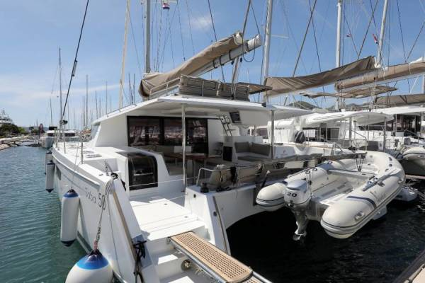 Fountaine Pajot Saba 50 FEELING FREE