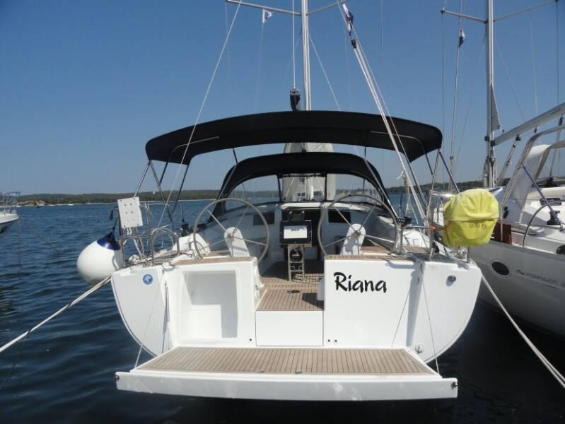 Hanse 385 Riana