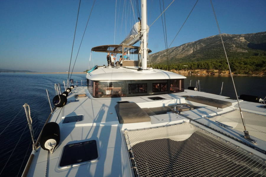 Lagoon 560 S2 Eagle of Norway (Crewed)