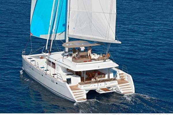 Lagoon 560 S2 Grande Dame (Crewed) - GRE