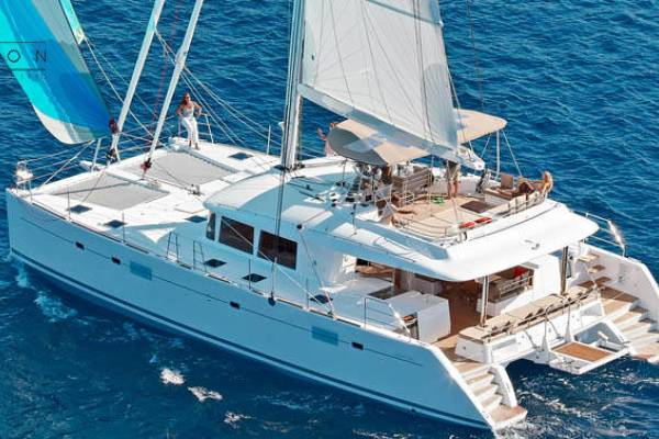 Lagoon 560 S2 Starlight (Crewed) - GRE