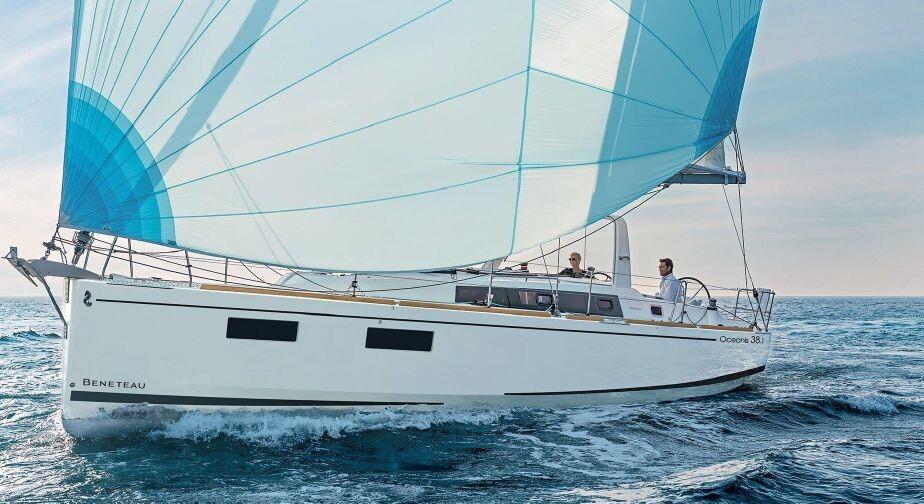 Oceanis 38.1 Sailor Jupiter
