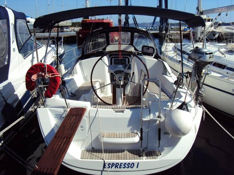 Sun Odyssey 30i Espresso 1