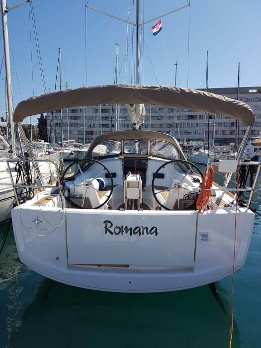 Sun Odyssey 349 Romana