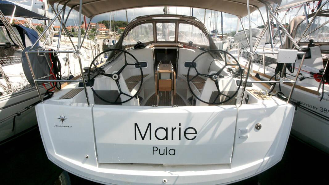 Sun Odyssey 349 Marie