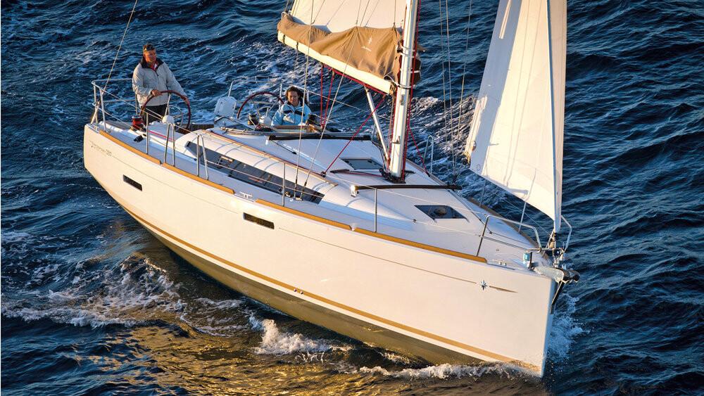 Sun Odyssey 389 Tina