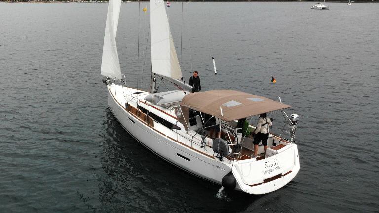 Sun Odyssey 389 Sissi