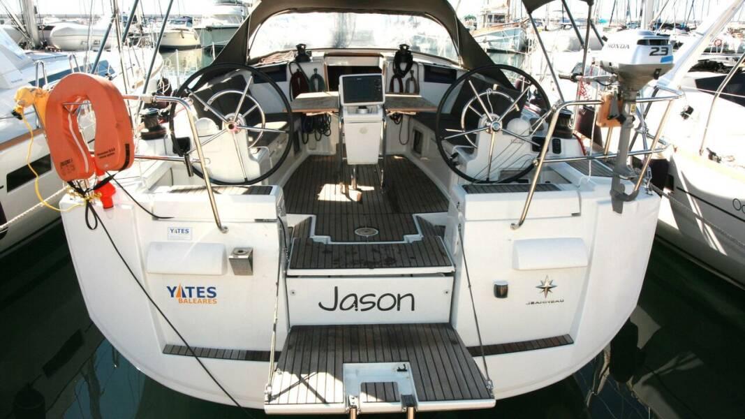 Sun Odyssey 439 Jason