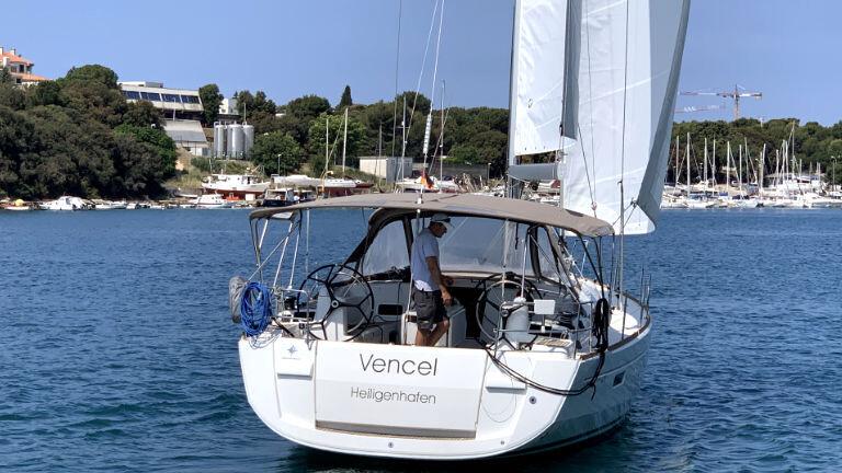 Sun Odyssey 479 Vencel