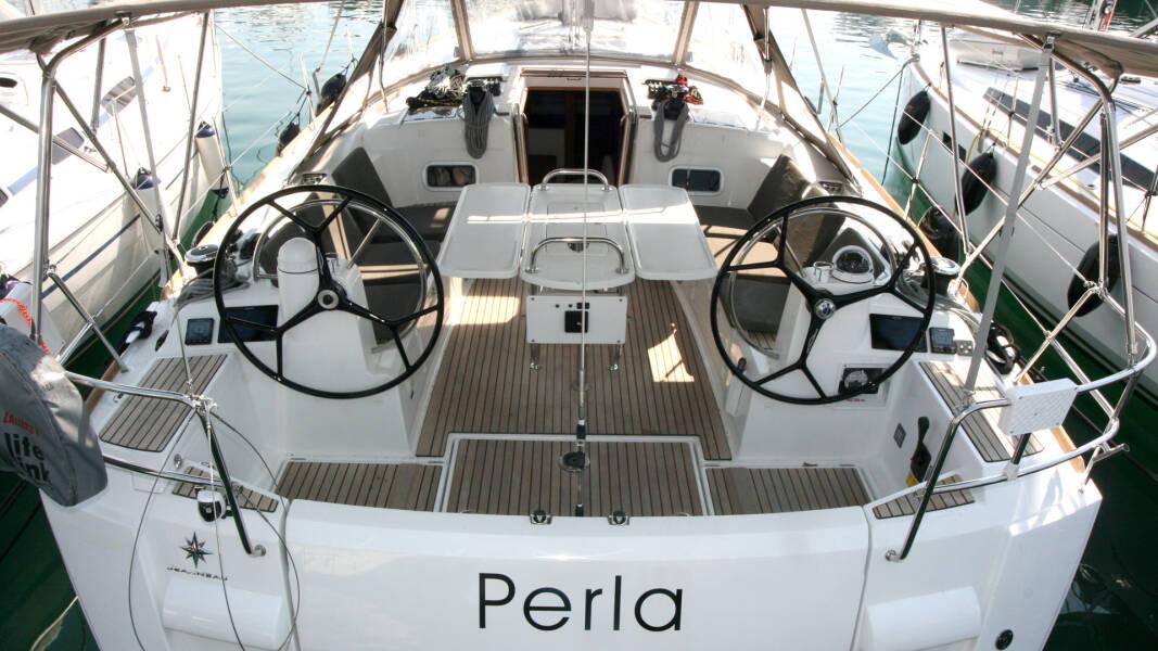 Sun Odyssey 479 Perla