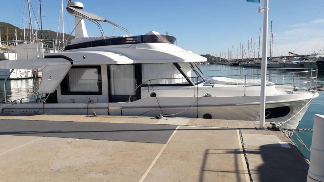 Swift Trawler 41 Eduard
